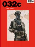 032c #33 (Cover 3: Pierre-Ange Carlotti)