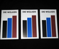 Die Wolken (Signed Set of 3)