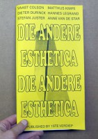 Die Andere Esthetica
