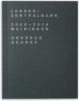 Landeszentralbank 2000 – 2016 Meiningen