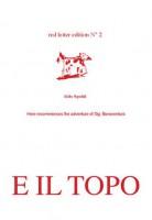 E Il Topo : Red Letter Edition N°2