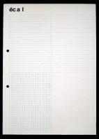 ECAL Notepad A4
