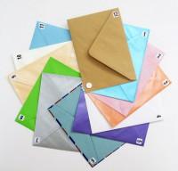 Envelope Clock