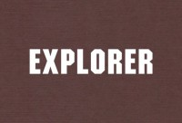Explorer & SOMETHING STRONGER THAN ME*
