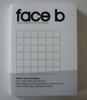 face b #3: back to basics