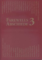 Farewells/Abschiede 3