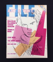 FILE Megazine No. 25 and Art & Text No. 22