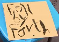 Foll by Forth