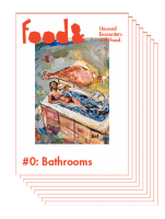 FOOD& Bathrooms ISSUE #0
