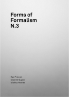 Forms of Formalism N.3