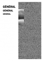Général Général Général: CHRISTOPHE JACQUET (TOFFE)