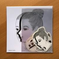 Half (Cut Face Woman), Masanori Ushiki Set