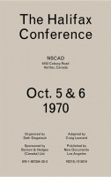 The Halifax Conference