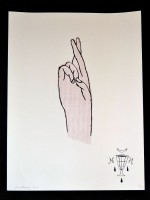 Hand Poster #3