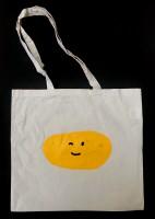 the happy potato (tote bag)