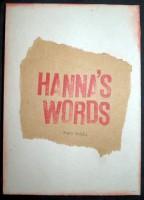 Hanna's Words