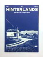 Hinterlands #1 - Blue