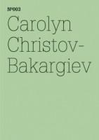 Carolyn Christov-Bakargiev: Letter to a Friend - dOCUMENTA (13): 100 Notizen - 100 Gedanken No. 003