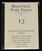 Belleville Park Pages 12
