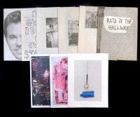Ryan Foerster - Set of 9 zines