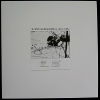 "IW-22: F.E. Denning Descension Orchestra ""S/T"" LP"