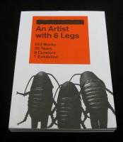 An Artist with 6 Legs