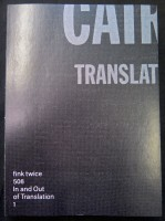Daniela Keiser: In and Out of Translation