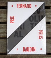 Industrial Evolution + Prix Fernand Baudin Prijs Catalogue