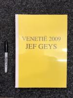 Jef Geys: Venetië 2009