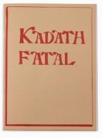 Kadath Fatal