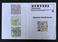 Kempens Informatieblad - Speciale Editie Biennale Venetïe 2009: Quadra Medicinale