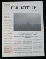 Leer Stelle