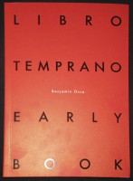 Libro Temprano Early Book