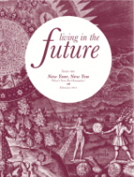 Living In The Future : Issue One - New Year, New You