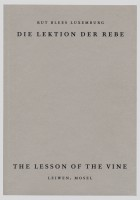 THE LESSON OF THE VINE