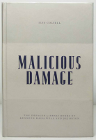 Malicious Damage: The Defaced Library Books of Kenneth Halliwell and Joe Orton