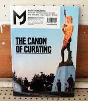 Manifesta Journal #11: The Canon Of Curating