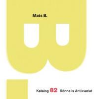 Mats B. - Katalog 82