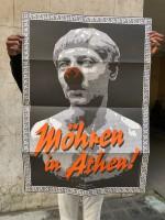 Möhren in Athen (Poster)