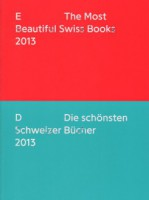 The Most Beautiful Swiss Books 2013