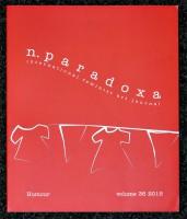 n.paradoxa vol. 36: Humour