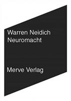 Neuromacht: Kunst im Zeitalter des kognitiven Kapitalismus