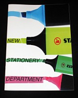 New Stationery Department