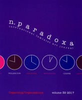 n.paradoxa vol. 39 Organising/Organisations