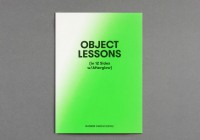 Object Lessons (in 12 Sides w/Afterglow) - Ranbir Singh Sidhu - Run/Off Editions