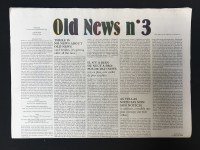 Old News No. 3
