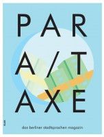 PARATAXE - das berliner stadtsprachen magazin