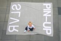 PIN-UP SLVR TOWEL