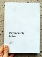 Polysingularity Letters Vol. 3