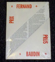 Au Pilori + Prix Fernand Baudin Prijs Catalogue
